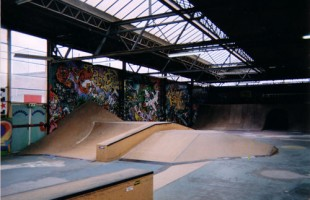Pinnacle skatepark (2000-2005)