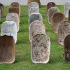 Wheelbarrow cemetary (2012)